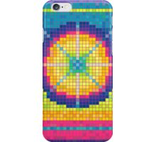 Colorful Pixel Art Pattern iPhone 4 Case iPhone Case/Skin