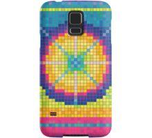 Colorful Pixel Art Pattern iPhone 4 Case Samsung Galaxy Case/Skin