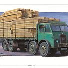 Roger's Foden DG by Mike Jeffries