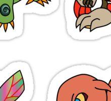 Secret Sticker Set 1 Sticker