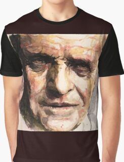 The Silence Of The Lambs Graphic T-Shirt