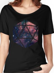 D20 Fairy Dust Women's Relaxed Fit T-Shirt