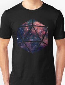 D20 Fairy Dust Unisex T-Shirt