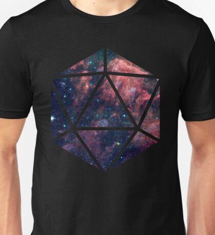 D20 Fairy Dust Unisex T-Shirt