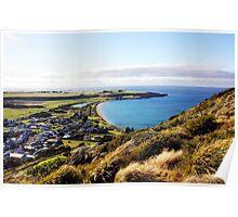 Beautiful Tasmania - Stanley Poster