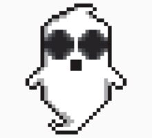 Li'l Spookies: Ghost by MelancholyChild