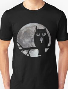 Full Moon OWL T-Shirt