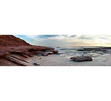 The Gap - Red Bluff Beach - Kalbarri Photographic Print