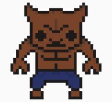 Li'l Spookies: Werewolf One Piece - Short Sleeve