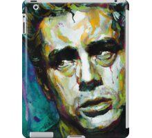 James Dean watercolor iPad Case/Skin