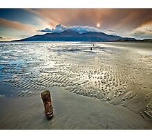 Murlough Sunset Photographic Print