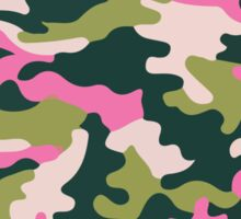 Girls' Generation 'PINK ARMY' Pattern Sticker
