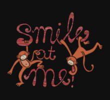 Smile at me! One Piece - Long Sleeve