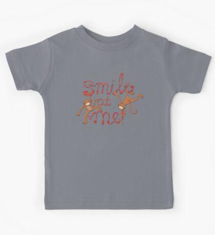 Smile at me! Kids Tee