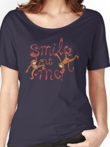 Smile at me! Women's Relaxed Fit T-Shirt
