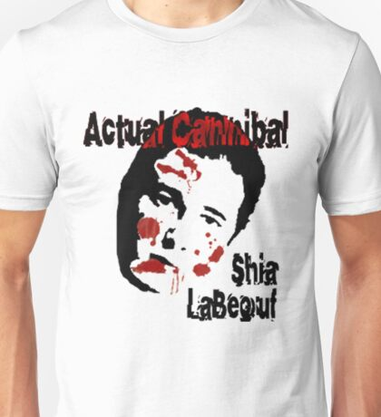Actual Cannibal Unisex T-Shirt