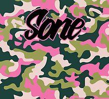 Girls' Generation 'SONE PINK ARMY' Pattern by ikpopstore