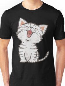 American Shorthair happy Unisex T-Shirt
