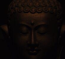 Dark Buddha by SrikanthBang