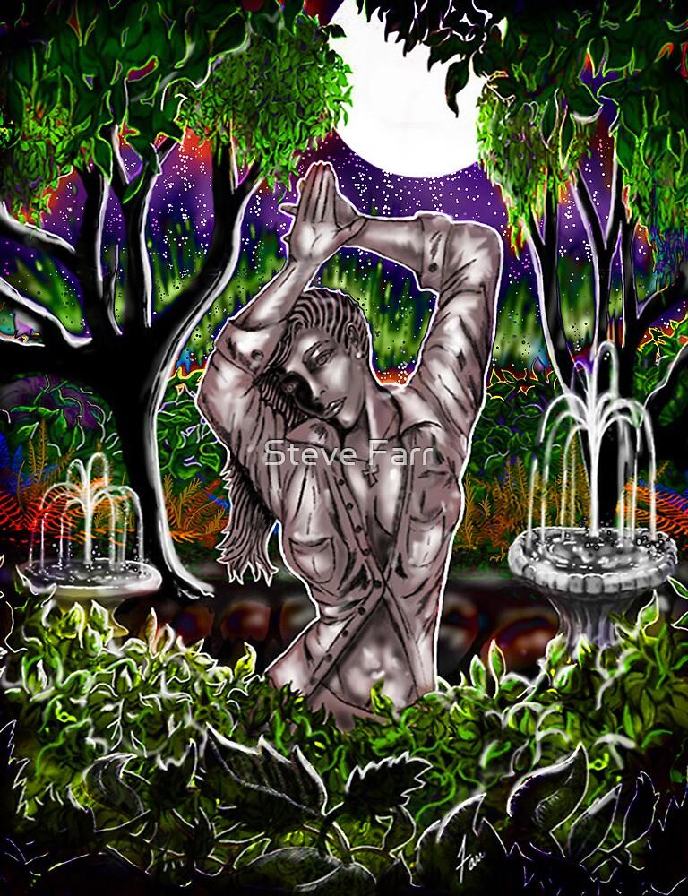 """Garden Of The Eternal Waltz"" by Steve Farr"