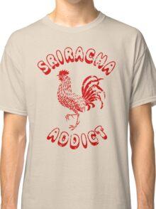 Sriracha Addict Vintage Classic T-Shirt