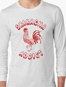 Sriracha Addict Vintage Long Sleeve T-Shirt