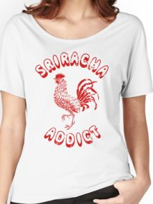 Sriracha Addict Vintage Women's Relaxed Fit T-Shirt