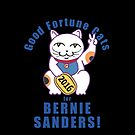 Good Fortune Cats for Sanders! by Steve Campbell