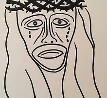Jesus Piece by Riley Staal