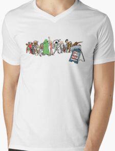 12th Doctor Audition Mens V-Neck T-Shirt