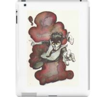 The Incredible Nightcrawler iPad Case/Skin