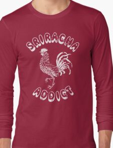 Sriracha Addict Vintage Long Sleeve T-Shirt