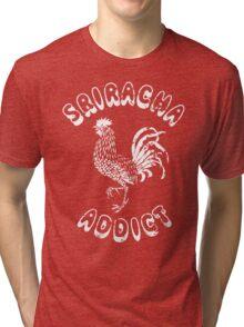 Sriracha Addict Vintage Tri-blend T-Shirt
