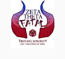 Zeta Theta Fatal Unisex T-Shirt