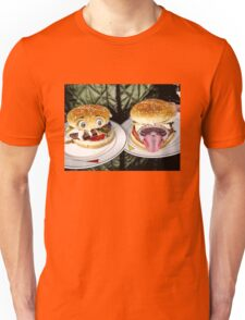 Are you hungry?  Unisex T-Shirt