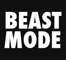 Beast Mode by KVKVKV