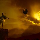 Black Balloon by ☼Laughing Bones☾