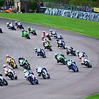 British Superbikes by Willie Jackson