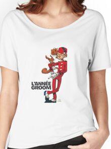 spirou Women's Relaxed Fit T-Shirt