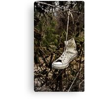 This Old Shoe Canvas Print