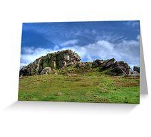 Almscliff Crag #1 Greeting Card