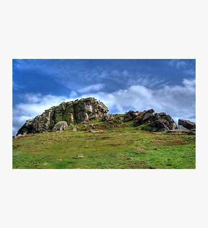Almscliff Crag #1 Photographic Print