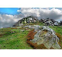 Almscliff Crag #2. Photographic Print