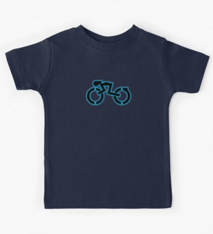 Grid Cyclists Only V1 Kids Tee