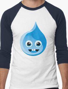 Be water Men's Baseball ¾ T-Shirt