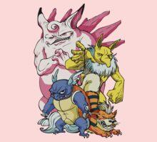 Pokemon Aren't Cute in Battle Baby Tee