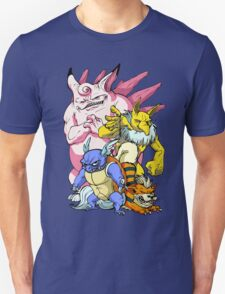 Pokemon Aren't Cute in Battle T-Shirt