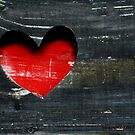Wooden Heart by CandiceRose