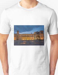 San Marcos convent, Leon, Castilla y Leon, Spain  Unisex T-Shirt