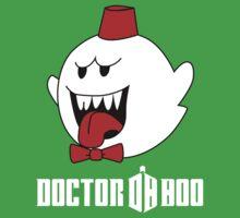 Doctor Boo - 11th Doctor Kids Tee